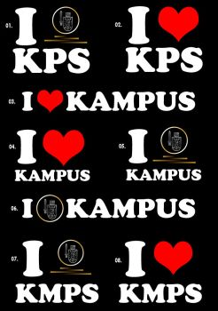 i love kampus by penry