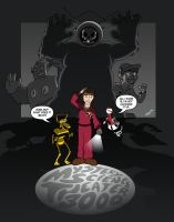 Saturday Morning MST3K by paradox-a-go-go