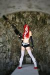 Yoko Littner Cosplay: Row Row Fight the power! by MadnessGottaBody