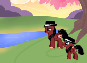 MLPTUGS: Zebedee and Zevin