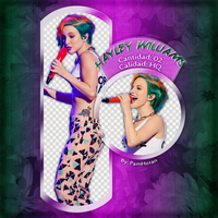 Photopack PNG / Hayley Williams / 12 by PamHoran