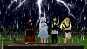 Memorial: Monty Oum by MadNimrod
