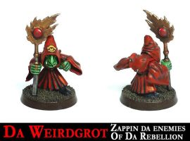 Da Weirdgrot by Proiteus