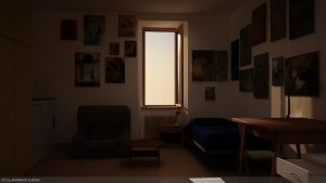 my room by mahmoudalarawi