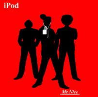 Elite Beat Agents ipod style by view3