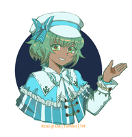 Sailor Smile by Kcici