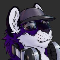 Gard3r portrait part shaded by ChaZcaTriX