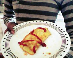 I Made Omurice by jumpit13