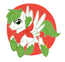 shaymin button by xWhiteDreamsx