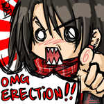 :OMG ERECTION: by KarolinaNoumenon