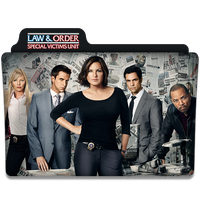 Law and Order: SVU - TV Series Folder Icon v2 by DYIDDO