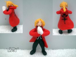 Edward Elric by VictorCustomizer