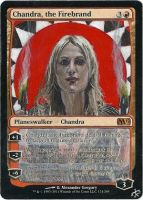 Magic Card Alteration: Emily Haines Chandra by Ondal-the-Fool