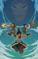 Legend Of Korra by WithoutName