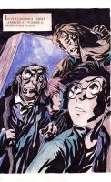 Harry Potter The Graphic Novel page 1 by theintrovert