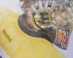 Boston Bruins- Tuukka Rask by treffsky