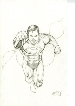 Superman Commission by BrowntownMedia