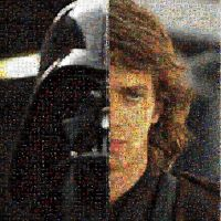 Darth Vader And Anakain Skywalker by timmywheeler