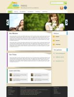 NGO Wordpress V2 by ahsanpervaiz
