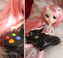 21-30 Days pullip -Liah by theredprincess