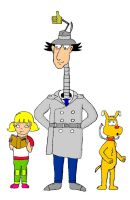 Inspector Gadget by BrunoMeles