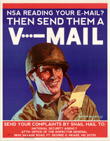 V-Mail: Stand Up to Repression and Send Some Today by poasterchild