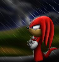 Knuckles by Pickle-Ranger