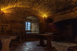 Room Chateau De Carrouge Orne France by hubert61