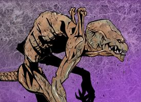 Pumpkinhead by rebis