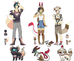 Collab adopts: AUCTION -Closed- by tapiocAdopts