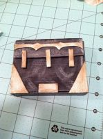 Belt Pouch: Finished by Antiquated-Inquirer