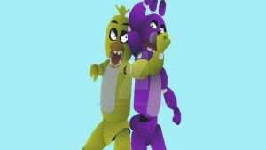 LBP2 - Chica and Bonnie by Music-Lovette123