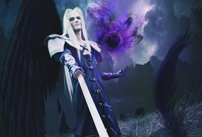 Sephiroth by Jonathan Adam by LiveTheFantasyCos