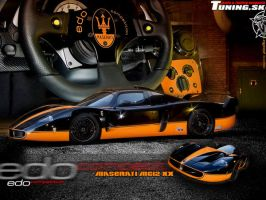 MASERATI MC12 TUNING by TuningmagNet
