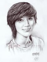 Taemin from SHINee by FranciscoETCHART