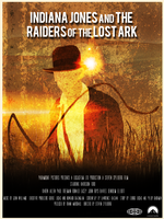 Indiana Jones Raiders of The Lost Ark Poster by Yeti-Labs