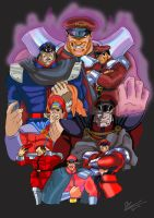 Terror through the ages by Shadaloo1989