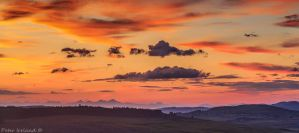 Red skies over Skye by Pistolpete2007