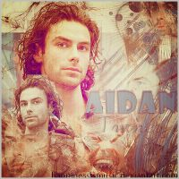 Aidan Turner blend by HappinessIsMusic