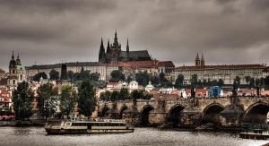 Prague II by ruthsantcortis