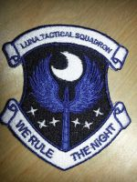 New Lunar Republic Patch by EthePony