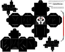 Cubee - Darth Nihilus by CyberDrone