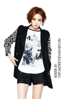 [PNG] Lee Da Hee 01 by CupcakeSwift