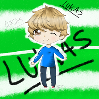 Lukas Chibi by CrystalTheTaco