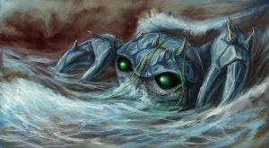 Water Giant by ANeDe