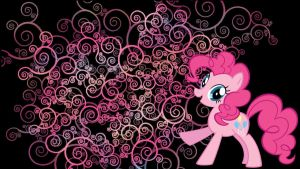 Pinkie Pie wallpaper by Coall
