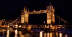 Night Bridge by fbuk