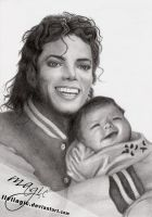 MJ Humanitarian by llvllagic