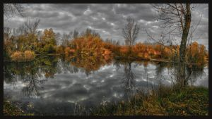 2011 Autumn Landscape by Lurvig01