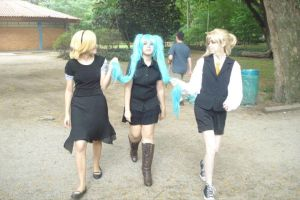 Come with us. - VOCALOID by miyuki-chan8D